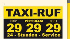 Taxi-Ruf